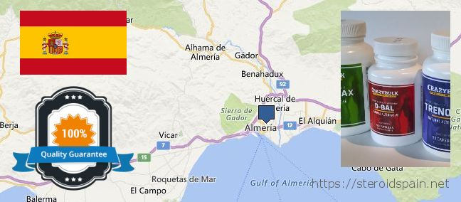 Where to Buy Anabolic Steroids online Almeria, Spain