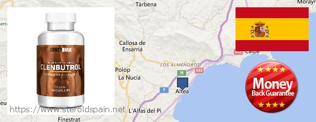 Buy Anabolic Steroids online Altea, Spain