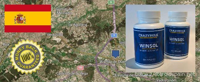 Purchase Anabolic Steroids online Aranda de Duero, Spain