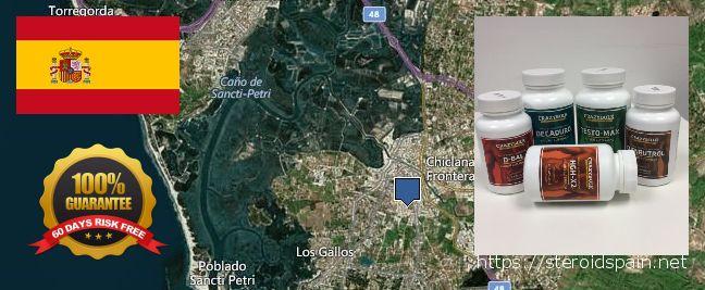 Where to Buy Anabolic Steroids online Chiclana de la Frontera, Spain