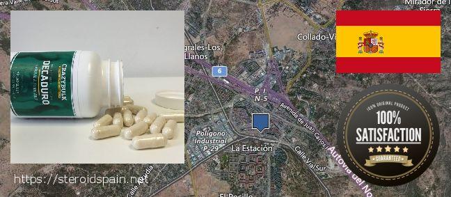 Buy Anabolic Steroids online Collado-Villalba, Spain