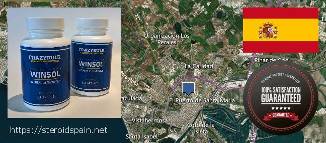 Where to Buy Anabolic Steroids online El Puerto de Santa Maria, Spain