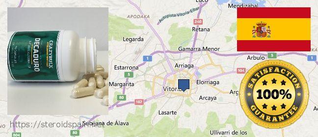 Where to Buy Anabolic Steroids online Gasteiz / Vitoria, Spain