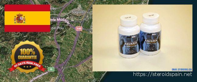 Where to Buy Anabolic Steroids online Groa de Murviedro, Spain