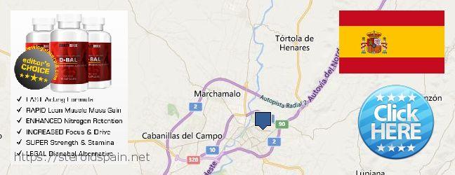 Purchase Anabolic Steroids online Guadalajara, Spain