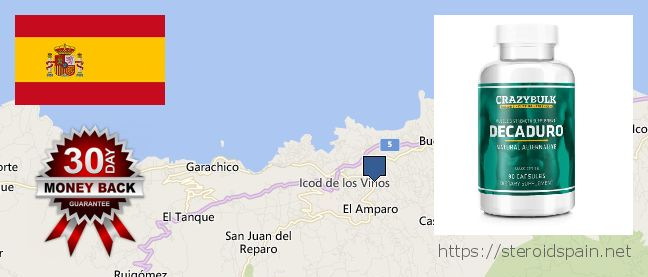 Purchase Anabolic Steroids online Icod de los Vinos, Spain