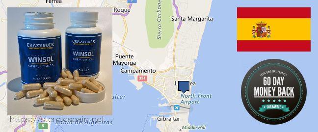 Where to Purchase Anabolic Steroids online La Linea de la Concepcion, Spain