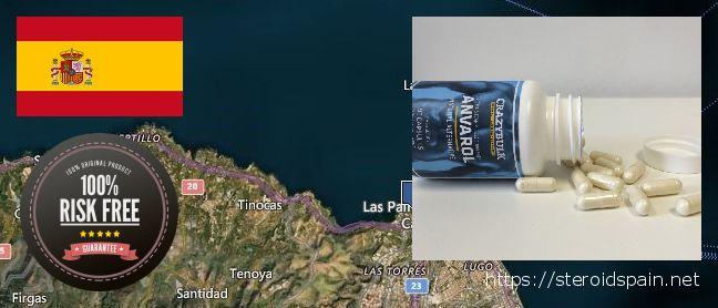 Where to Buy Anabolic Steroids online Las Palmas de Gran Canaria, Spain