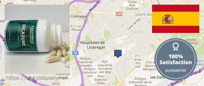 Where to Purchase Anabolic Steroids online L'Hospitalet de Llobregat, Spain