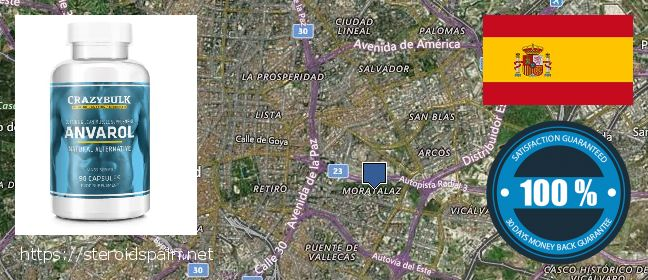 Buy Anabolic Steroids online Moratalaz, Spain