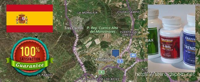 Where to Buy Anabolic Steroids online San Sebastian de los Reyes, Spain