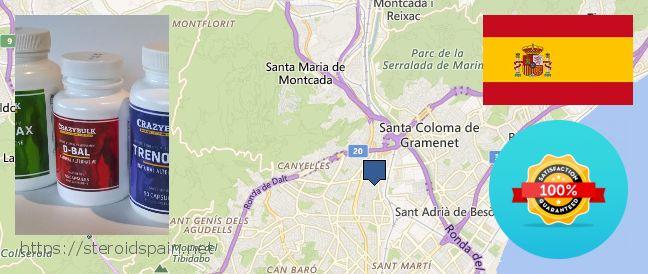 Where to Buy Anabolic Steroids online Sant Andreu de Palomar, Spain