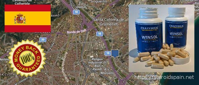 Purchase Anabolic Steroids online Santa Coloma de Gramenet, Spain
