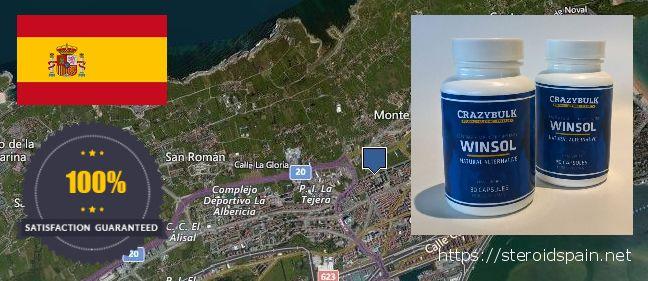 Buy Anabolic Steroids online Santander, Spain