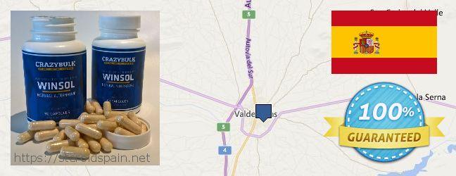 Buy Anabolic Steroids online Valdepenas, Spain