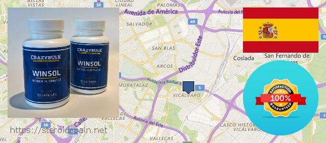 Purchase Anabolic Steroids online Vicalvaro, Spain