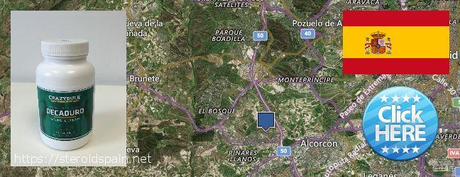 Where to Buy Anabolic Steroids online Villaviciosa de Odon, Spain