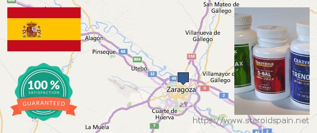 Purchase Anabolic Steroids online Zaragoza, Spain